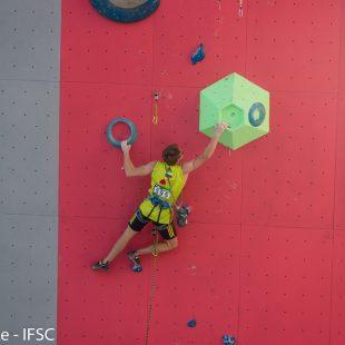 Campeonato del Mundo Juvenil 2016 en Guangzhou (China).  (Eddie Fowke)