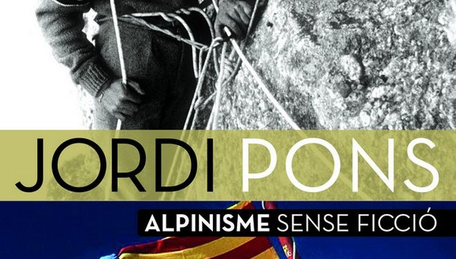 Portada del libro Alpinisme sense ficció por Jordi Pons?  ()