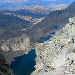 Las Cinco Lagunas de la Sierra de Gredos  ()