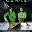 David Baustista y Carlos Rubio en el cartel de `Encordados 360º`. ()