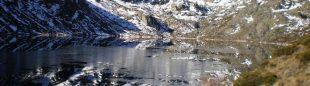 Laguna del Duque en Sierra de Gredos  ()