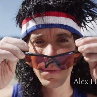 Alex Honnold escalada en solo integral Lovers Leap en un tributo a Dan Osman  ()
