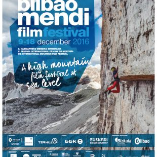 Cartel del Bilbao Mendi Film Festival 2016  (©Bilbao Mendi Film Festival)