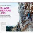 Artículo: Escalar en Burgos en la revista Escalar nº 105. ()