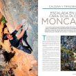 Artículo: Escalar en el Moncayo en la revista Escalar nº 105. ()