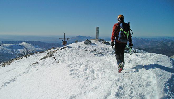 Alcanzando la cumbre del Espigüete  (Carlos Moreno)