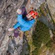 Jozef Kristoffy en Corona 8c de los Montes Tatras  (Foto: Vlado Linek)
