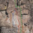 Línea de Corona 8c de los Montes Tatras  (Col. J. Kristoffy)