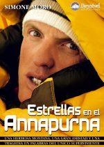 Estrellas en el Annapurna.  por Simone Moro. Ediciones Desnivel