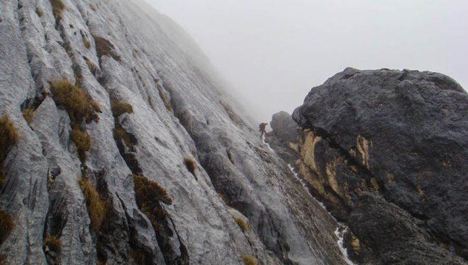 Pirámide de Carstensz o Monte Jaya (4.884 metros)  (© Pablo Martín)