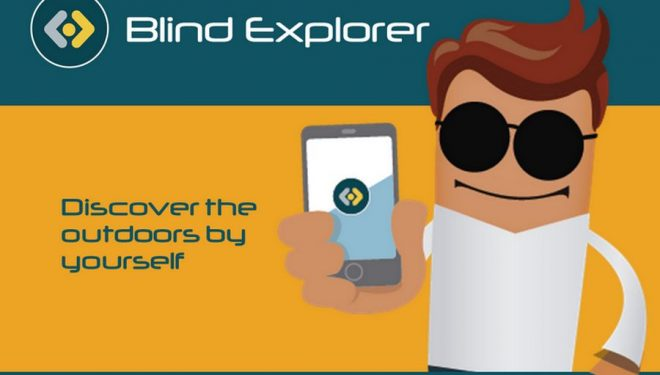 Imagen promocional de Blind Explorer  ()