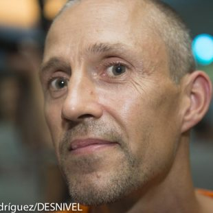 El escalador inglés Steve McClure nominado a los premios Rock Legeds 2013.  ()