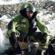 Alex Txikon en su intento de ascenso al Everest en invierno. (Avista Multimedia)