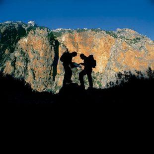 Una de las instanténeas que nos deja el impresionante Parque Nacional de  Djebala  ()