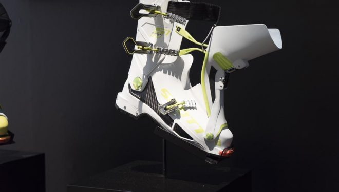 Bota de esquí de Scott