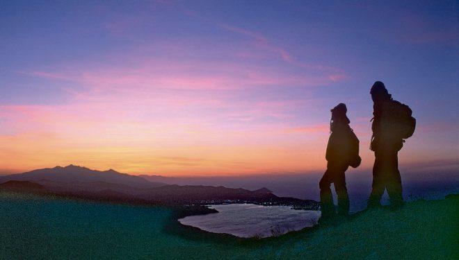 Atardecer en la Isla de Elba  ()