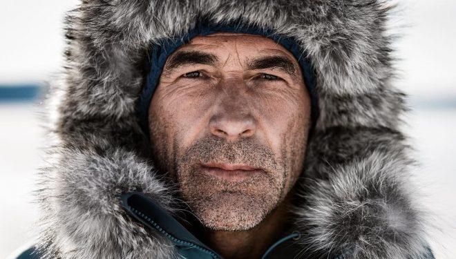Mike Horn completa la travesía antártica más larga en solitario: 5.100 km  ()