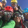 Álex Txikon ya trabaja en el Everest invernal con su segundo equipo de sherpas  (Col. Á. Txikon)