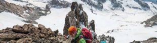 Si la mochila está destinada al alpinismo es preferible que tenga un diseño limpio