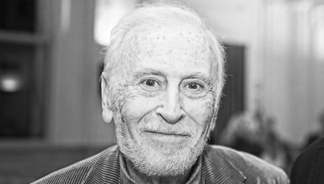 Eduardo Martínez de Pisón en una imagen archivo 2016  (© Darío Rodríguez/DESNIVEL)