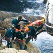 Los GREIM están considerados como uno de los grupos de rescate mejor preparados del mundo.  (Guardia Civil)