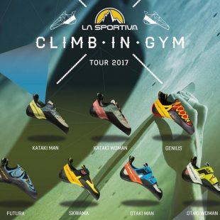 La Sportiva Climb in Gym  ()