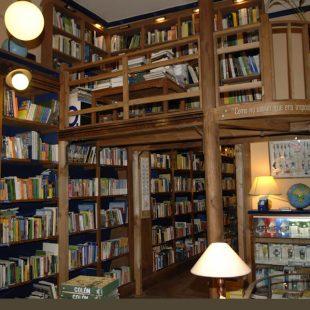 Librería Desnivel.  (@ Colección Desnivel)