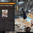 La Rambla de Margo Hayes en la revista Escalar nº 107.  ()