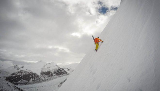 Kilian Jornet en su expedición al Himalaya. 2016  (©Summits of My Life)