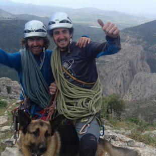 Javi Guzmán y Rafa Gómez