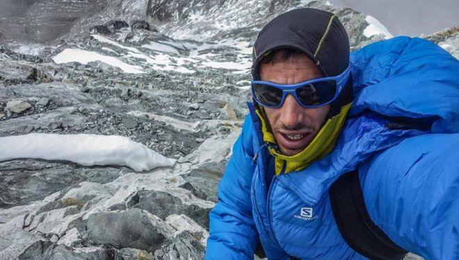 Kilian Jornet en el Everest. 2017  (Kilian Jornet)