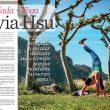 Escalar 108. Artículo: Escalada-Yoga por Olivia Hsu  ()