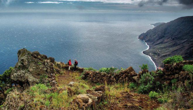 El Sendero Circular recorre toda la isla de El Hierro uniendo seculares caminos