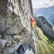Michi Wohlleben en la liberación de Parzival (150 m