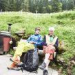 Michi Wohlleben y Markus Hutter en Westliche Dreifaltigkeit ()
