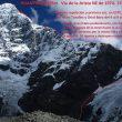 Línea de la arista noreste del Huantsán (Cordillera Blanca)  (Foto: O. Baró / M. Toralles)