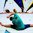 Una sesión de estiramiento no puede faltar en tu rutina de entrenamiento