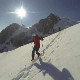 Kilian Jornet durante su record en el Mont Blanc (2013)  (©Summits of my Life)