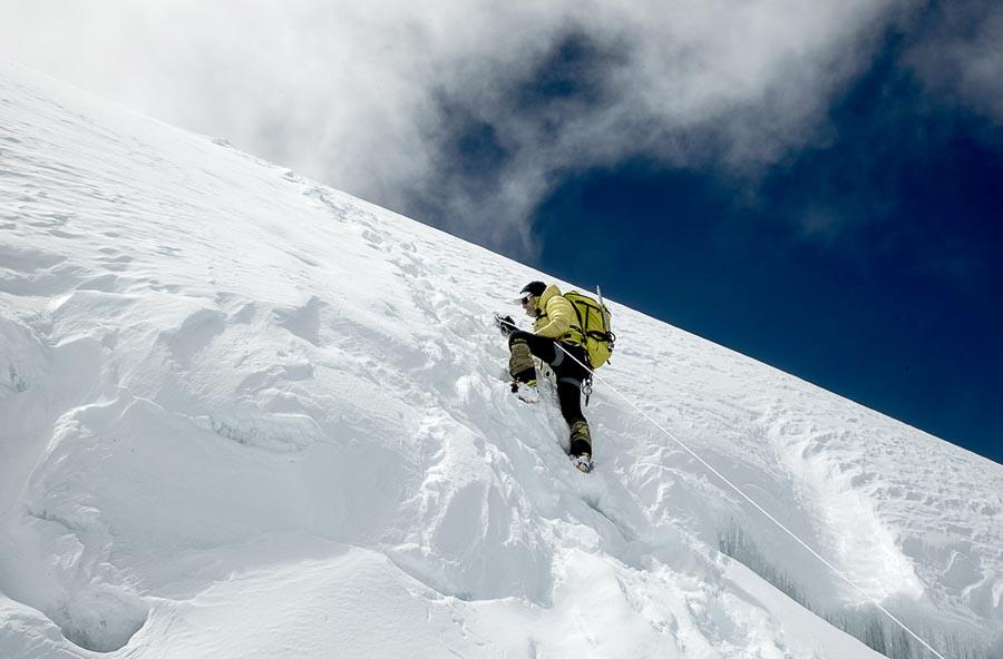 248d5d74b57 Carlos Soria se encontraba a las 6 mañana cerca de la cima del Dhaulagiri  con poca visibilidad