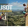 Escalar en Busot en la revista Escalar 109.  ()