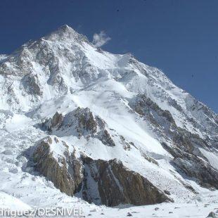 K2 por su cara sur (vertiente pakistaní)