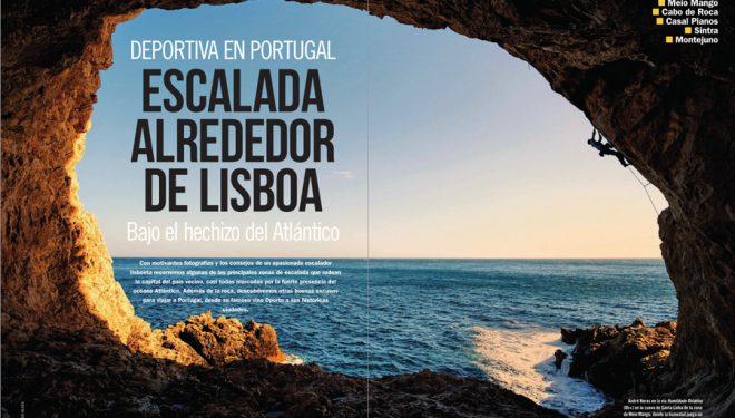 Escalada alrededor de Lisboa