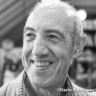 Juanjo San Sebastián en la Librería Desnivel