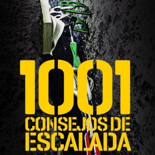 Portada del libro 1001 consejos de escalada por Andy Kirkpatrick.  ()