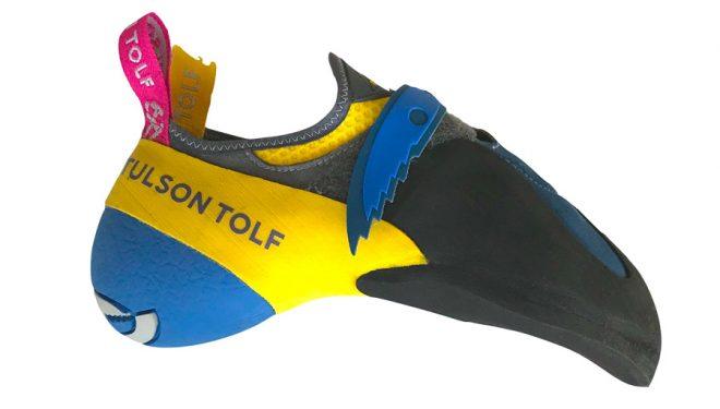 GRADE VELCRO GIRL de Tulson Tolf  (Tulson Tolf)
