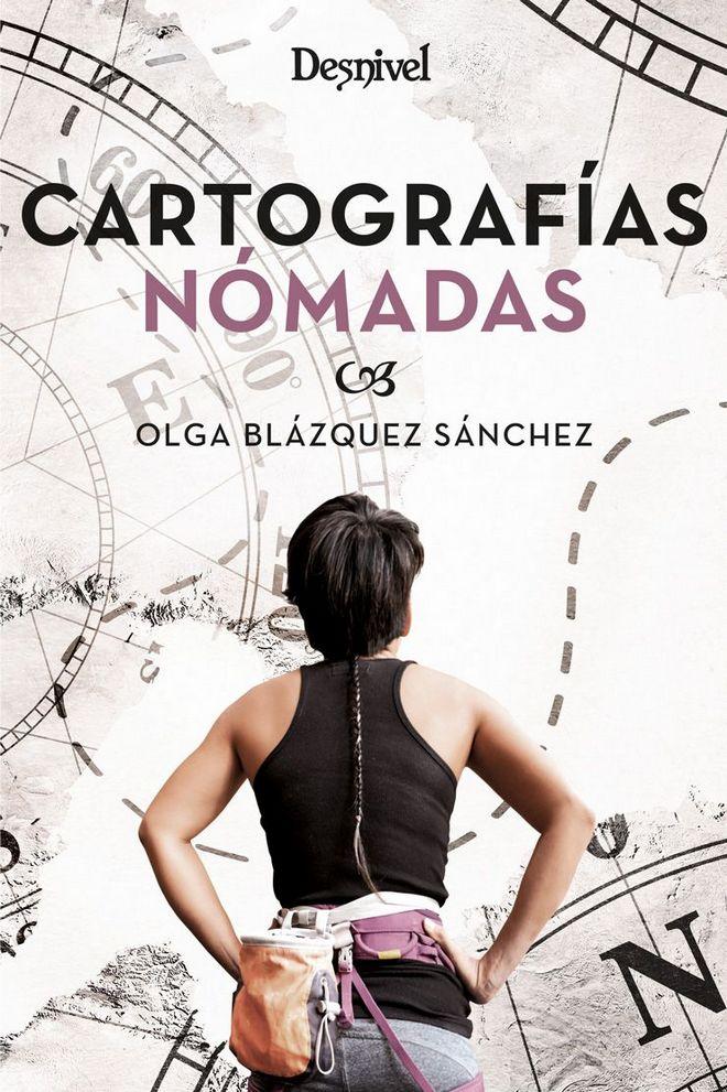 Portada del libro Cartografías nómadas de Olga Blázquez Sánchez  ()