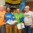 Ganadores categoría veteranos Rally 12h Leiva 2017  (Club Montañero Murcia)