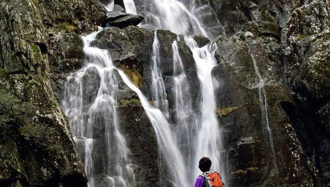 Cascada de El Chorro de la Miacera