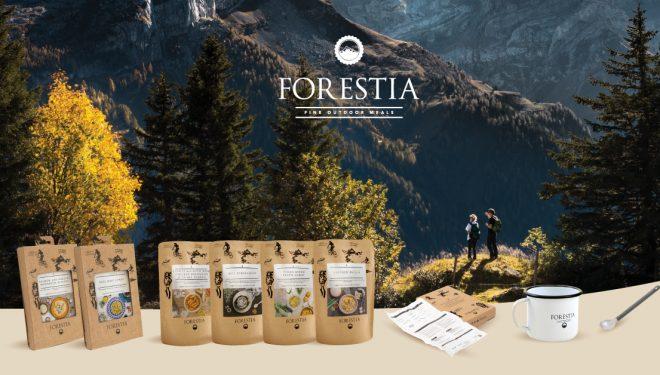 Concurso Forestia. Comer caliente.  ()