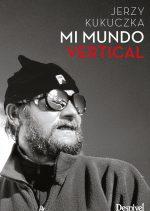 Portada de la nueva edición Mi mundo vertical por Jerzy Kukuczka  ()